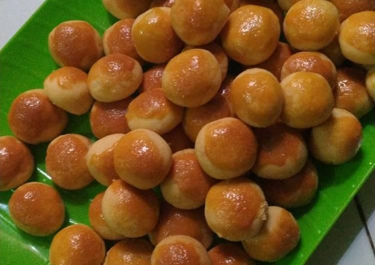 Cara Gampang Membuat Kue Nastar lumer💞 yang Lezat