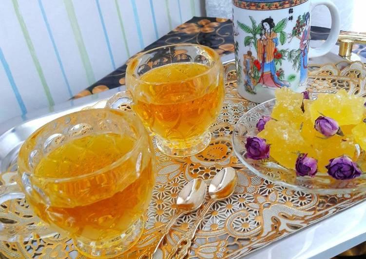 Corn Cob Tea -- Versatile Natural Remedy