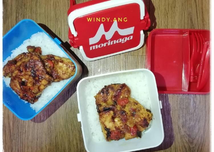 Cara membuat Ayam Bakar Kuning – (masih) Menu Diet #nominyak|nogula|notepung|