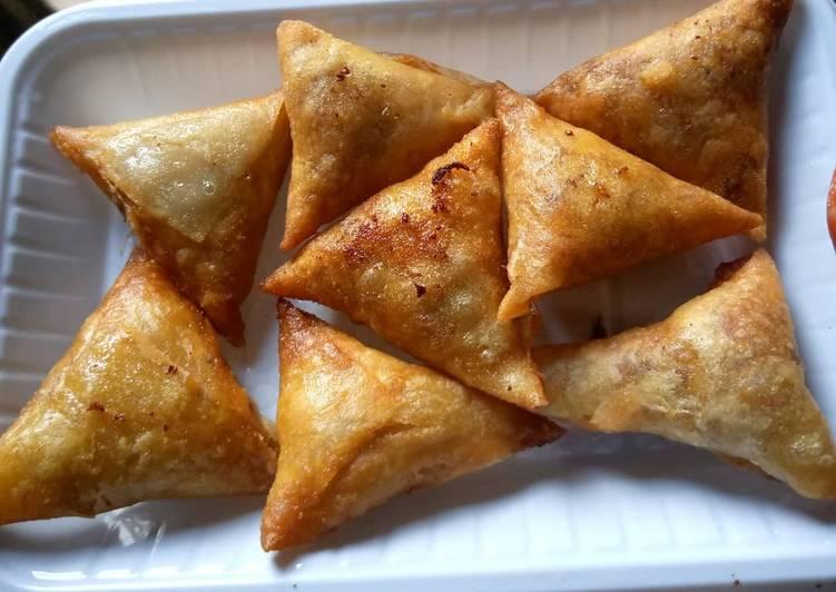 Steps to Make Most Popular Samosa
