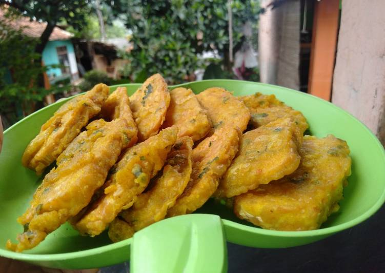 Tempe goreng tepung simple alaala
