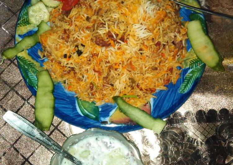 Recipe of Ultimate Sindhi Biryani