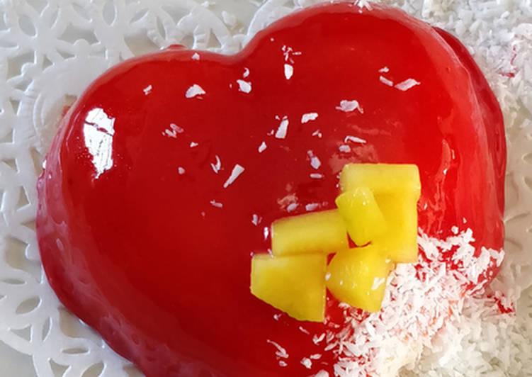 Facile Pas Cher  Coeur pour la St Valentin