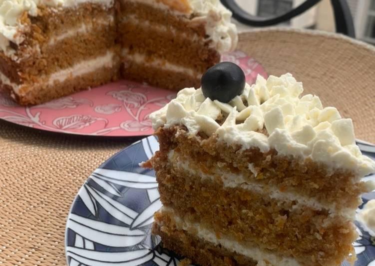 Carrot cake 🇺🇸