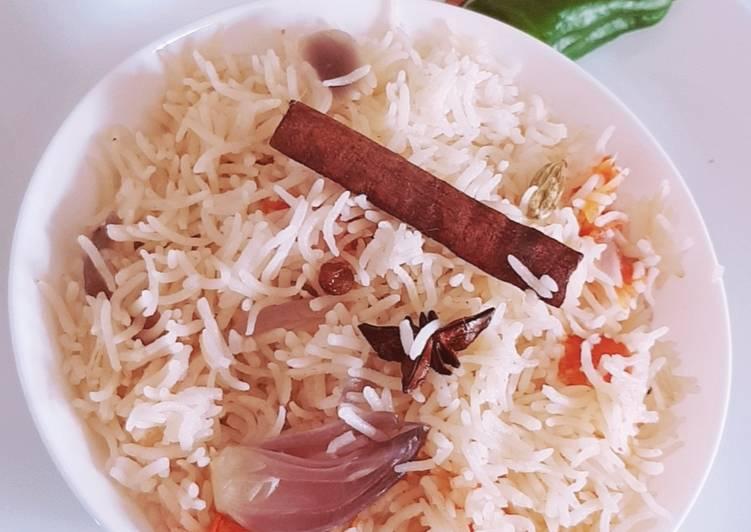 10 Minute Recipe of Summer Ghee rice