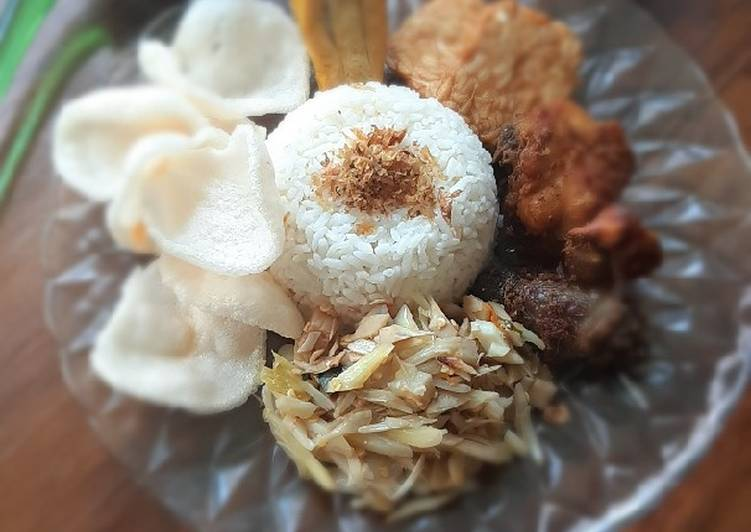 Nasi Megono (Khas Pekalongan)