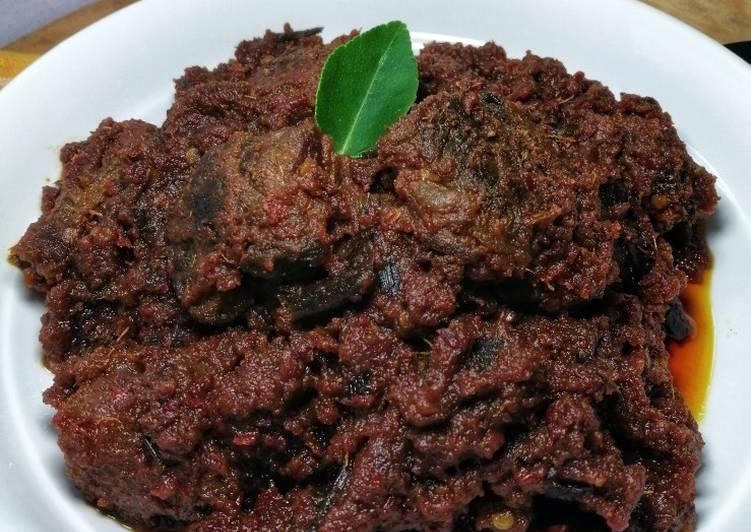 Masak Daging Kerbau : namakucella: DAGING KERBAU GORENG KUNYIT +KACANG PANJANG : Cara masak