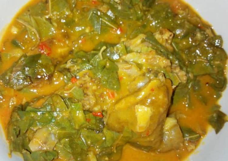 Absolutely Ultimate Dinner Easy Any Night Of The Week Oha soup with goat meat