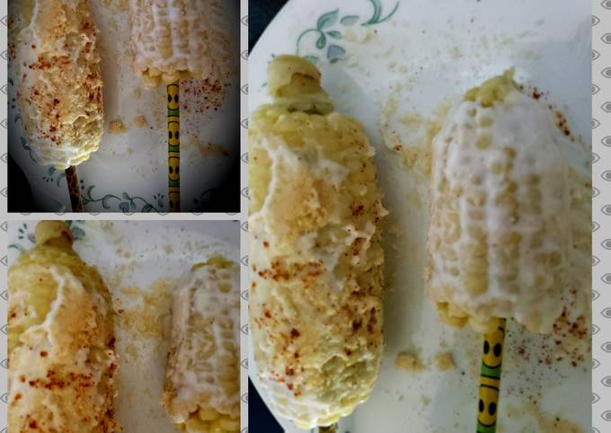 How to Cook Delicious Mexican corn – sweet & spicy