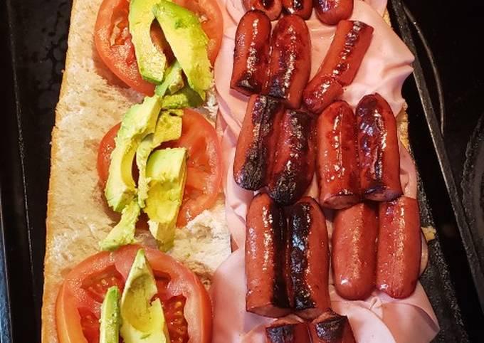My Sub Sandwich