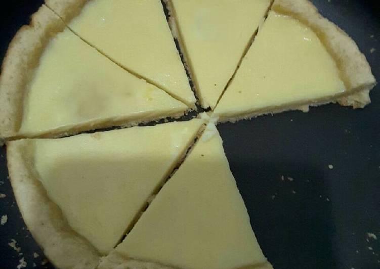 Resep Pie susu teflon/kue lontar/eggtart Terbaik