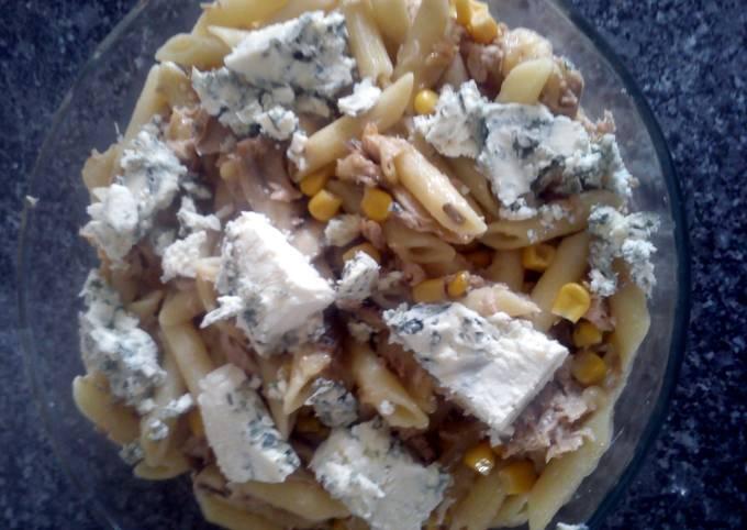 Kayleigh's yummy tuna bake