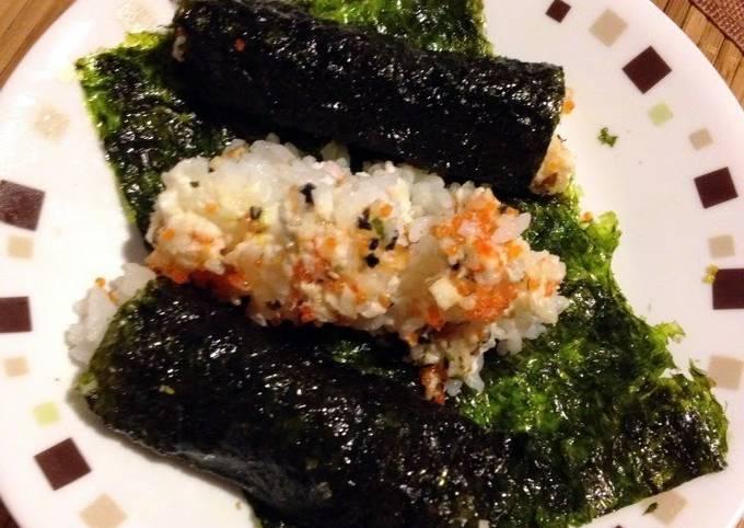 bake sushi