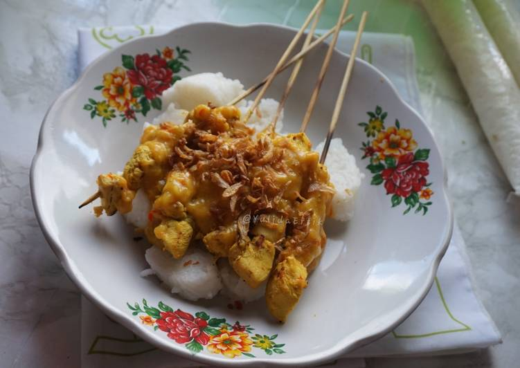 Sate Padang ayam