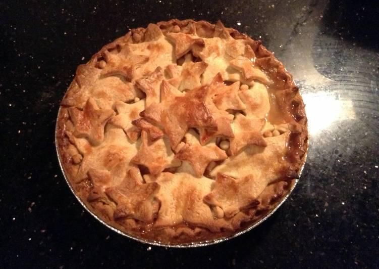 Recipe of Homemade Super Star Apple Pie