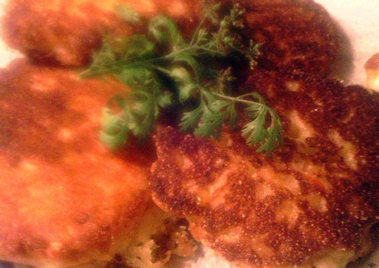 Use Food to Boost Your Mood sunshine corn fritter