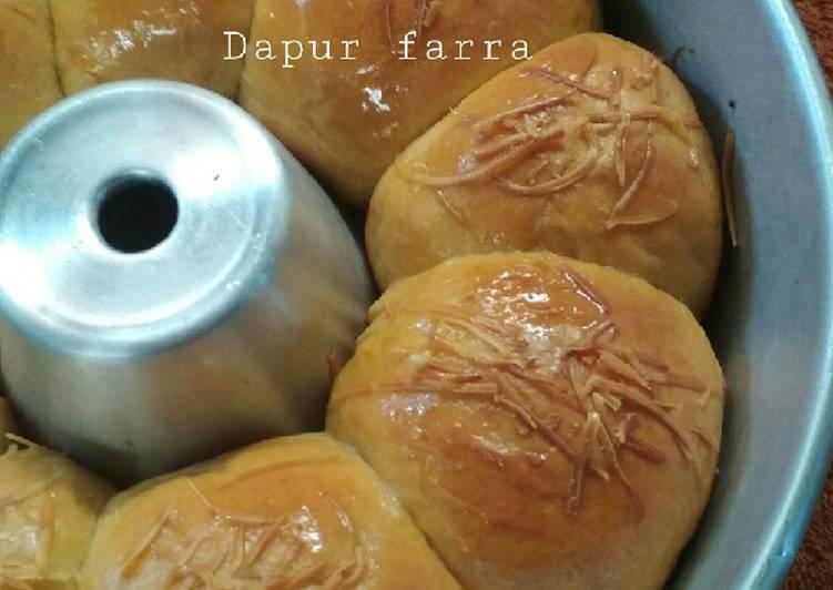 Resep Roti Sobek Eggless Oleh Ega Tri Rimawati Cookpad