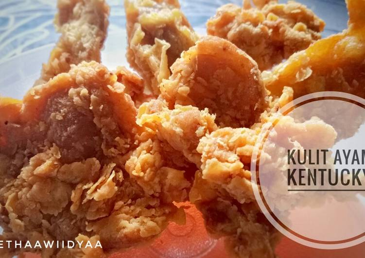 Kulit Ayam Kentucky Kriuukss #43