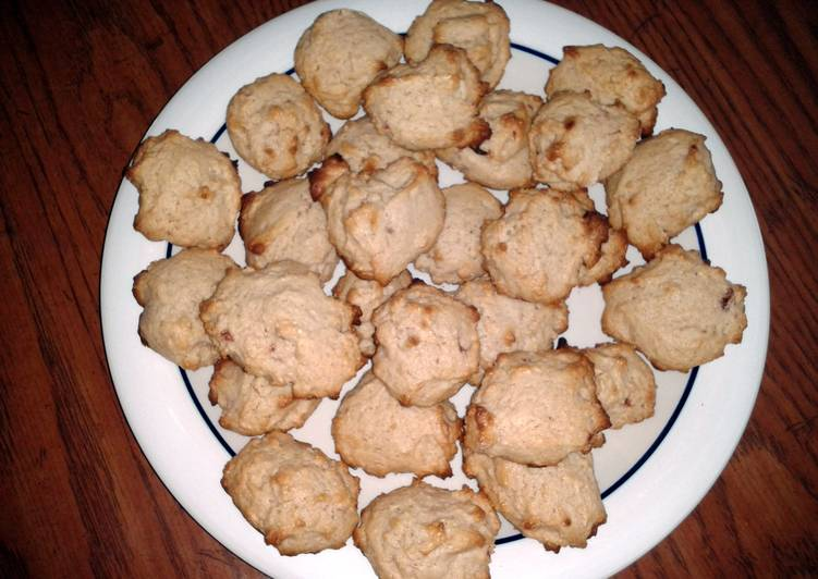 Steps to Prepare Award-winning strawberry jam drop cookies