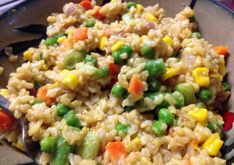 Fried Rice (Vegan)