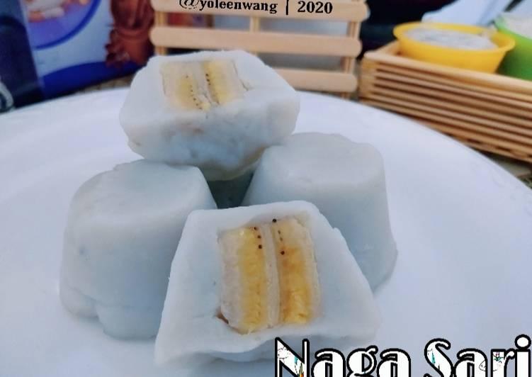 Naga Sari (tanpa daun pisang)