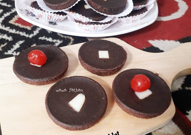 Resep Kue lumpur kentang coklat Anti Gagal