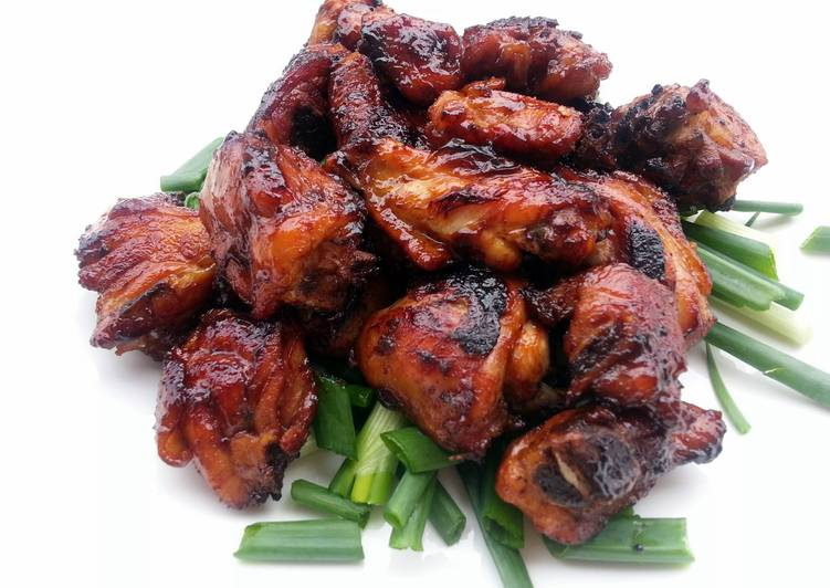 Hoisin Baked Chicken