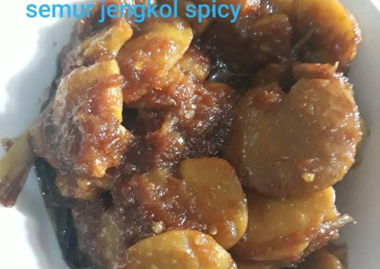 Resep Semur Jengkol Spicy yang Menggugah Selera