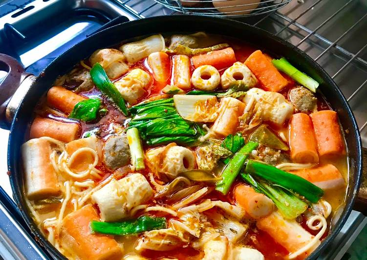 Resep Suki kuah tomyam oleh Yuni Emma - Cookpad