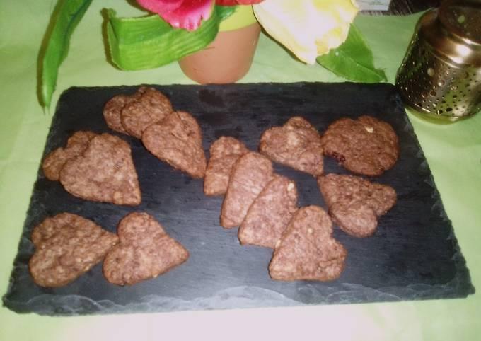Recipe: Delicious Cookies heart
