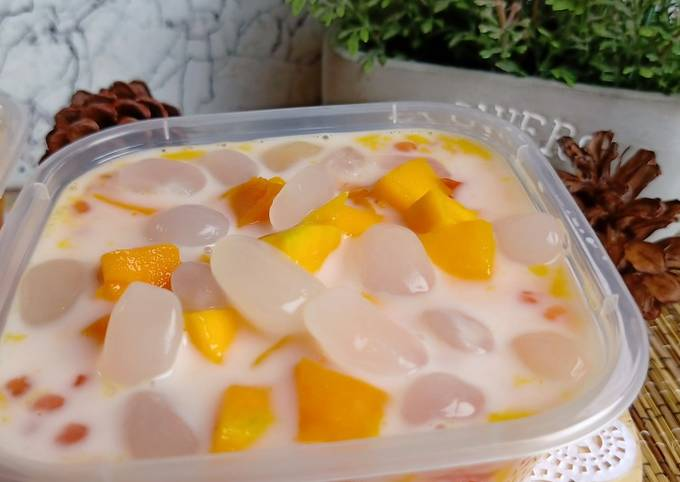 Mango Sago Kolang Kaling