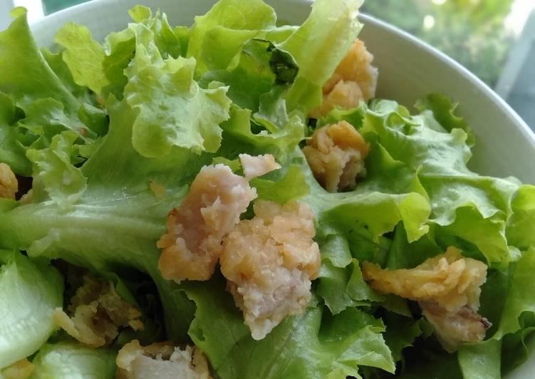 Cara Memasak Appetizing Chicken Salad