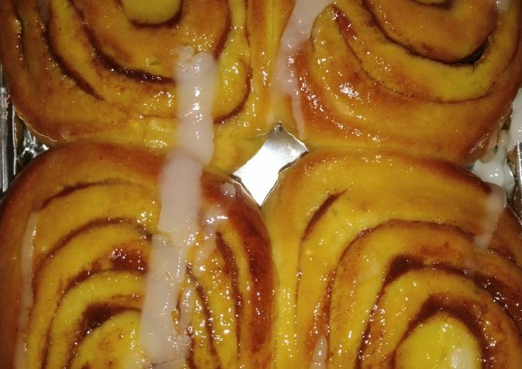 Easiest Way to Prepare Perfect Cinnamon rolls