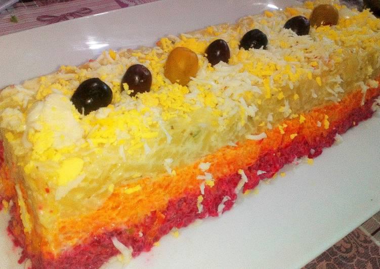Salade tarte