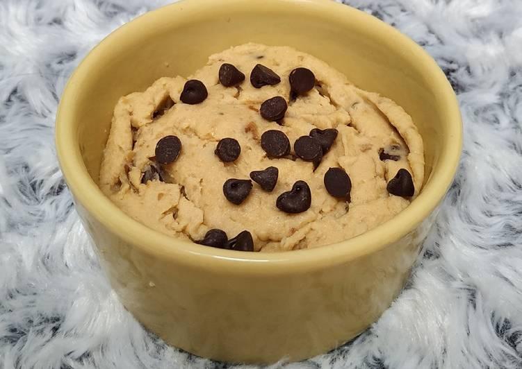 Pâte à cookie crue 🍪
