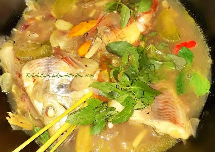 Sup Ikan Nila