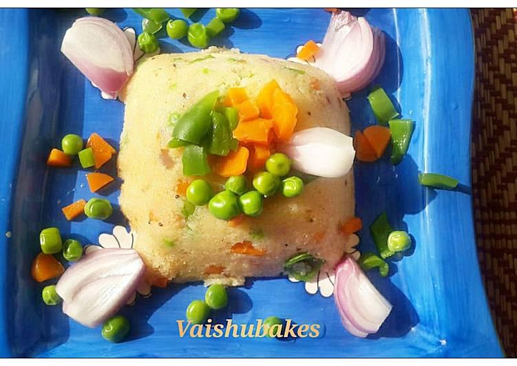Upma (Karnataka Kaara Bhath), Some Foods That Are Good For Your Heart