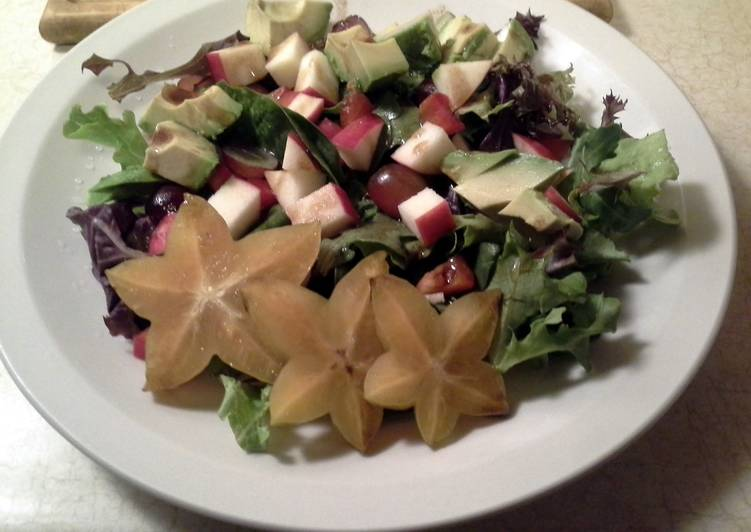 Recipe of Favorite Fresh Summer Salad