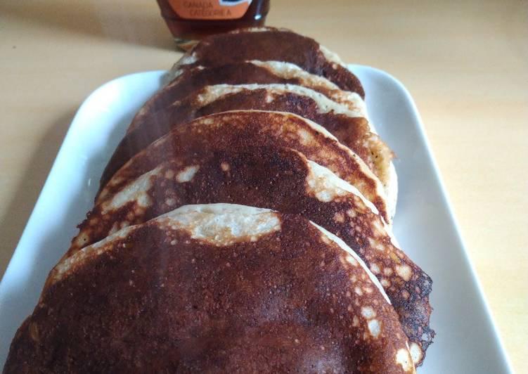 Comment Cuisiner Pancakes à la banane