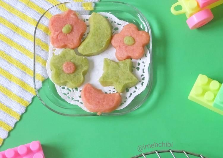 Eggless Cookies Karakter 3 Bahan Dasar - cookandrecipe.com