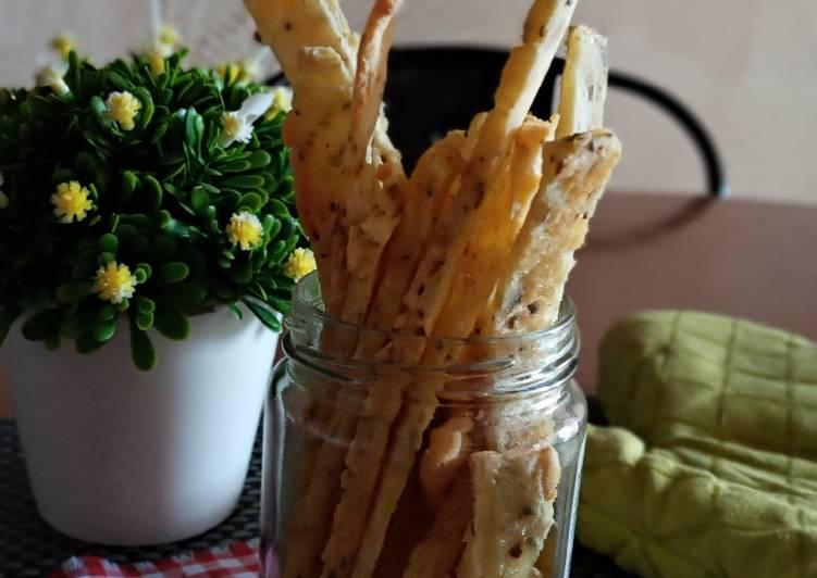Resep Crunchy potato cheese Enak