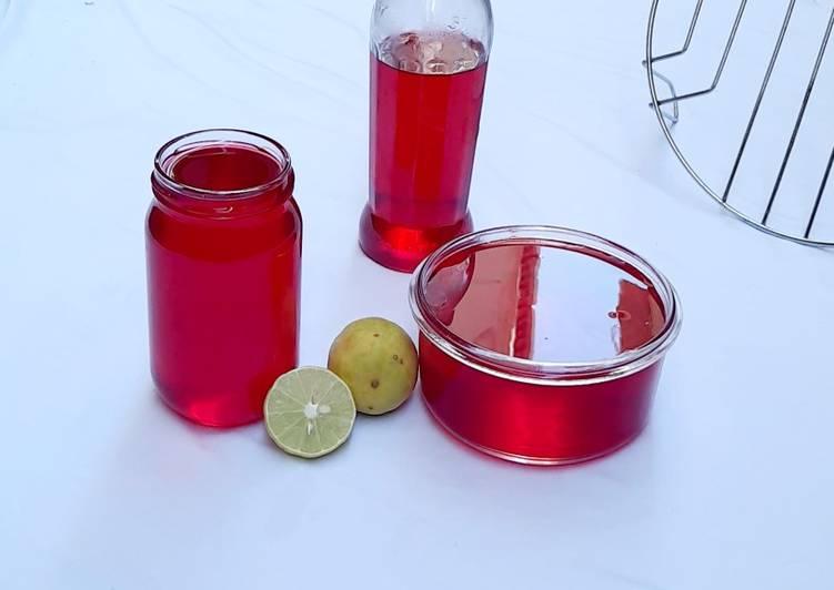 Steps to Make Super Quick Homemade Home made grenadine syrup
