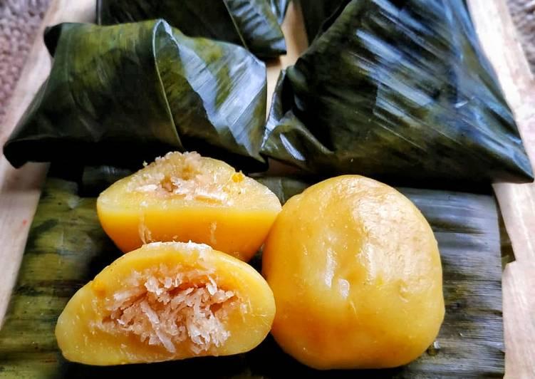 Kue Bugis ubi jalar - cookandrecipe.com