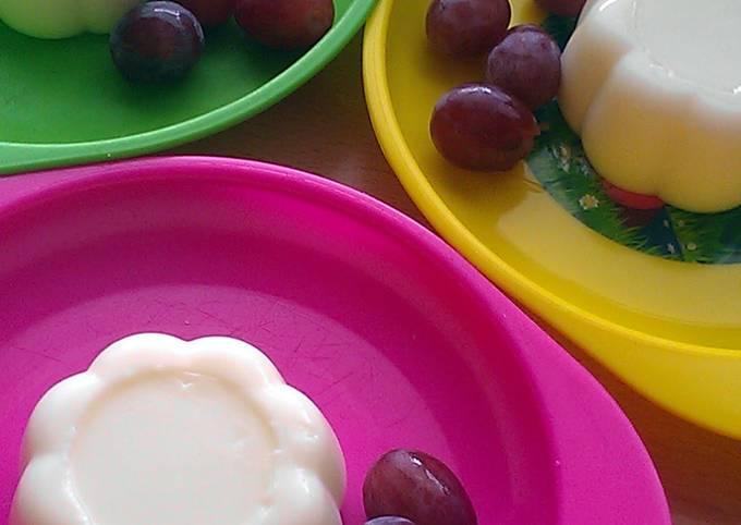 Recipe: Tantalizing Vickys Banana Pudding Poke Cake, GF DF
