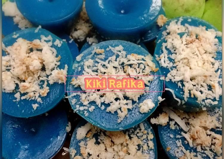 Kue Lumpang 'Biru'