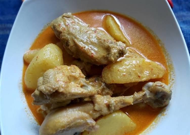 Resep Gulai ayam yang Bikin Ngiler