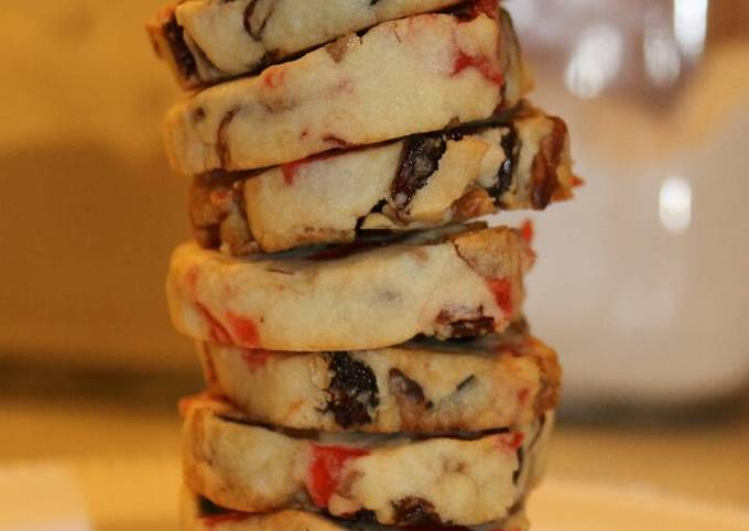 How to Prepare Yummy Fruit Cake Cookies