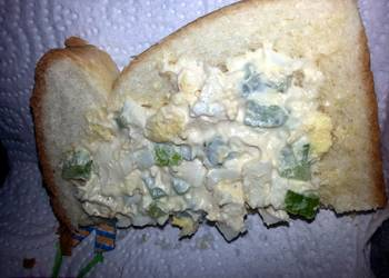 How to Cook Yummy Moms Famous Egg Salad