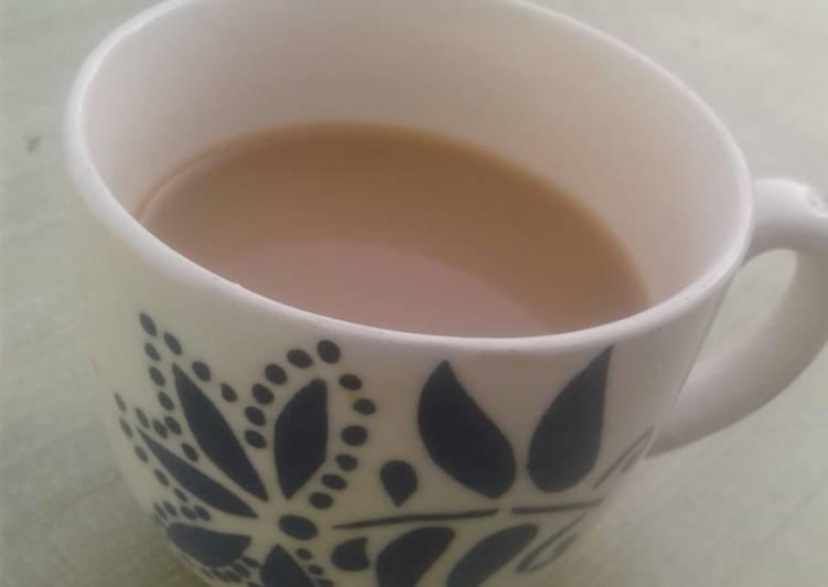 Cardamom Ginger Milk Tea
