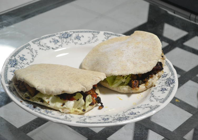 Easiest Way to Make Favorite Chicken Shawarma